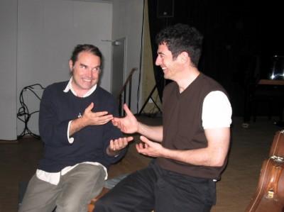 Songtext-Workshop Saarbrücken Okt. 2005
