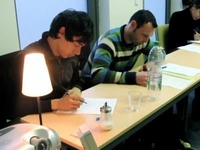 Florian und Christian