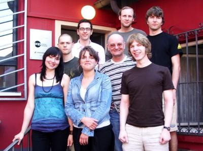 Klassenfoto Hannover Mai 2008